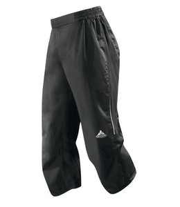 Vaude Spray 3/4 Cycling Rain Pants II Mens Black Large
