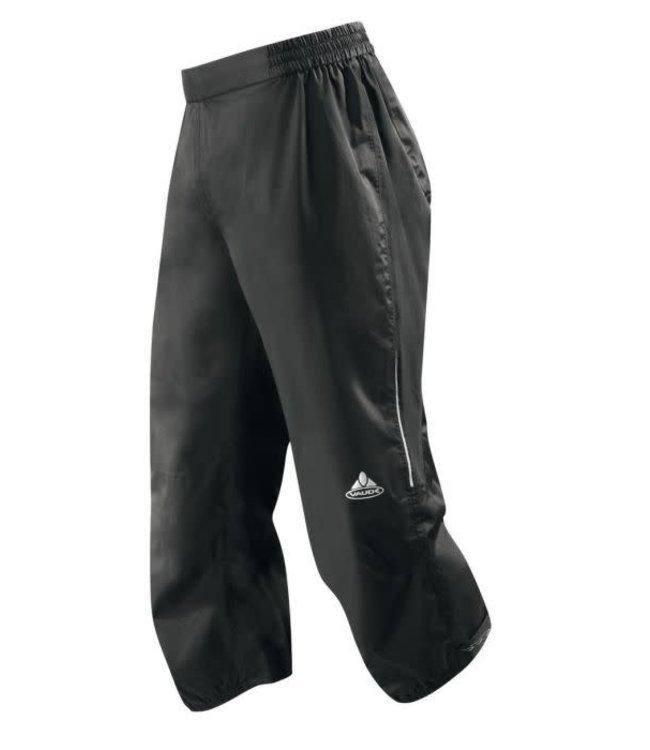 Vaude Men Spray 3/4 Cycling Rain Pants II Large