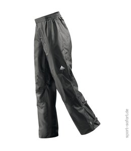 Vaude Men Drop Cycling Rain Pants Black Small