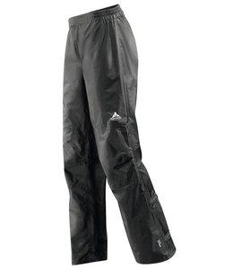 Vaude Womens Drop Cycling Rain Pants Black Medium 40