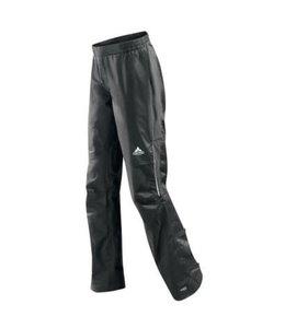 Vaude Vaude Womens Cycling Rain Spray Pants II Black XS 36