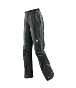 Vaude Womens Cycling Rain Spray Pants II Black XS 36