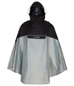 Vaude Covero Poncho II Grey Medium