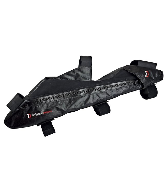 revelate Revelate Full Suspension Frame Bag Black Size 1