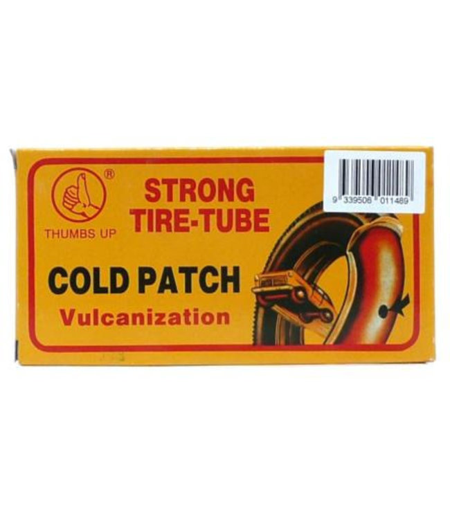 Pax Cold Patches Self-vulcanizing 20mm Round