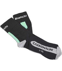 Bianchi Bianchi Socks Reparto Corse Blk S/M