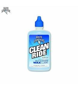 White Lightning Clean Ride Lube 4oz