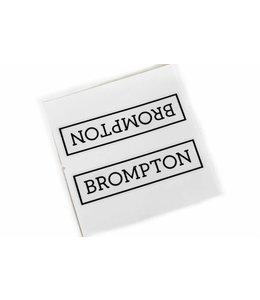 Brompton Brompton sticker kit