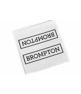 Brompton Brompton sticker kit