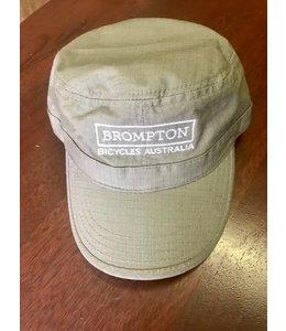 Brompton Brompton Castro Cap Khaki