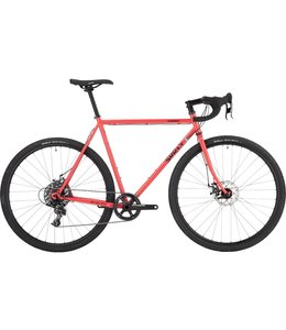 Surly Surly Straggler Salmon Candy Red Apex 2 x 10 650b 52cm