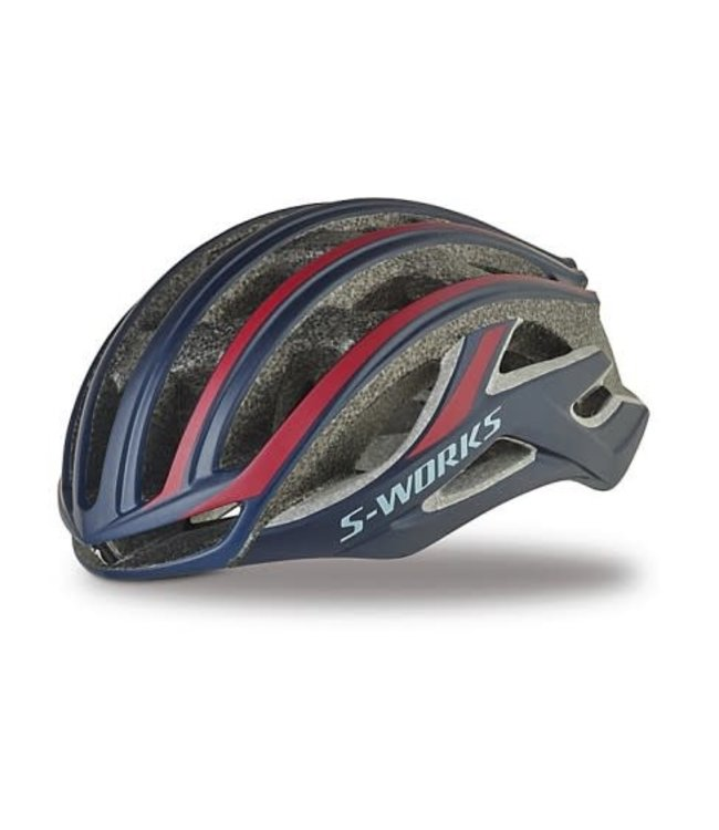 Specialized Specialized Helmet SWorks Prevail II Navy/Red Small