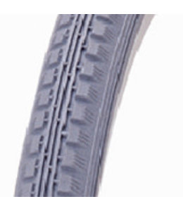 Duro Wheelchair Tyre Grey 24 x 1 3/8'' (37 540) 4921