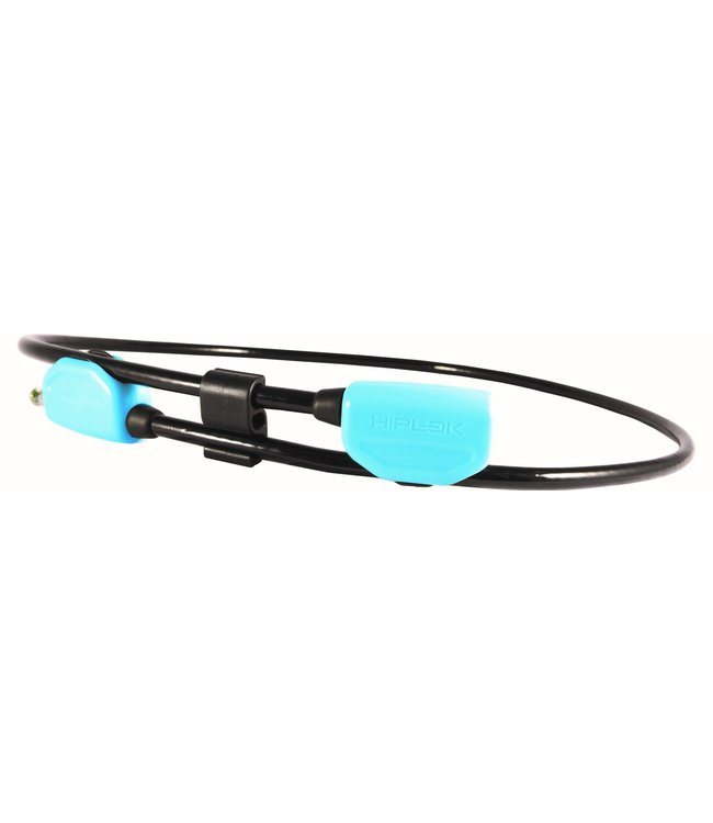 Hip Lock Hiplok Wearable POP Cyan