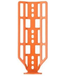 "Widefoot Widefoot CargoMount Orange (includes 2 Red Voile straps 25"")"