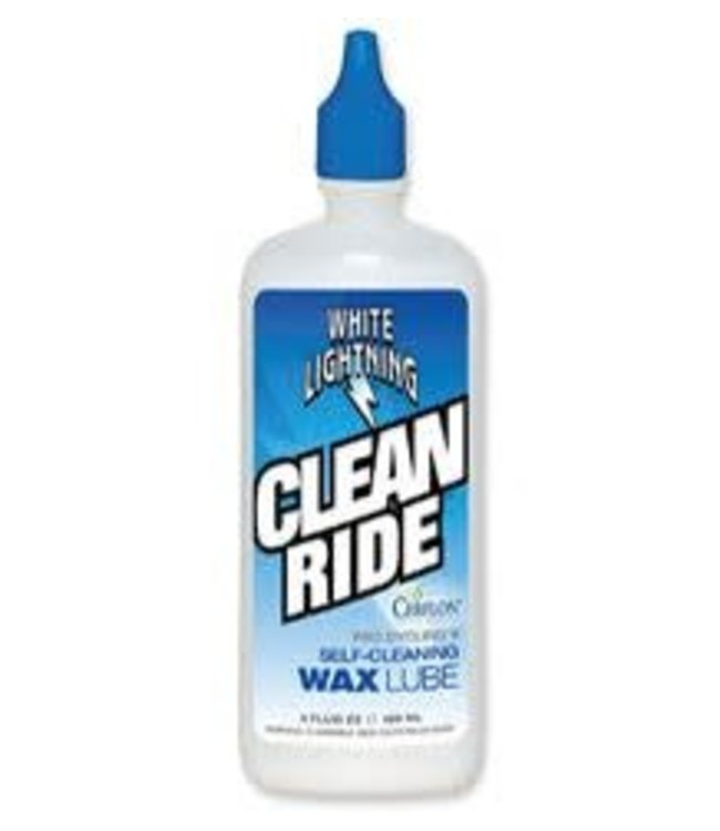 White Lightning White Lightning Clean Ride Lube 2oz