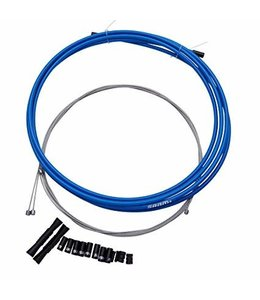 Sram SRAM Cable Shift Cable Kit 4mm Blue