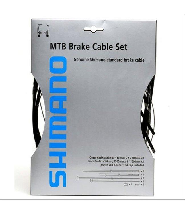 Shimano Shimano MTB Brake Cable Set