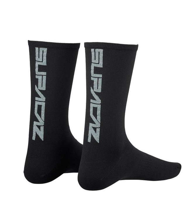 Supacaz Supacaz Socks Platinum Bling S/M