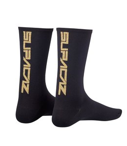 Supacaz Supacaz Socks Gold Bling Large / X-Large