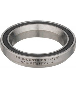"TH Industries TH Industries Cartridge Bearing ACB 36 x 36 1 1/8"" TH 871"