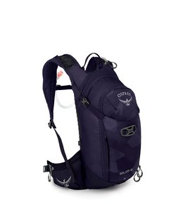 Osprey Salida 12 Womens Hydration Pack Violet Pedals