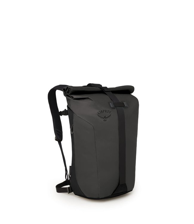 Osprey Osprey Transporter Roll Top Back Pack 25l Black