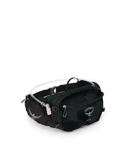 Osprey Osprey Seral Hip Pack with 1.5l Water Reservoir 7l Obsidian Black