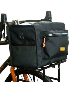 Restrap Restrap Bag Bikepacking Rando Black Large