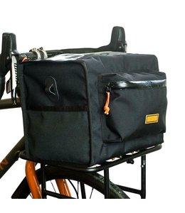 Restrap Restrap Bag Bikepacking Rando Black Large