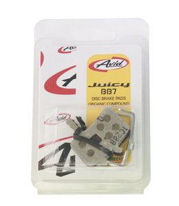 Avid Avid Brake Pad Juicy BB& Organic Alloy