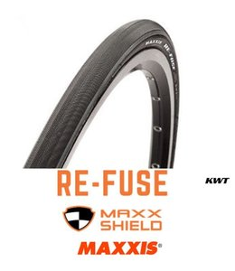 Maxxis Maxxis Tyre Re-Fuse 700 x 23 Folding