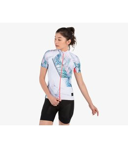 Machines For Freedom Machines For Freedom Endurance Jersey Ss Women's Avant Print