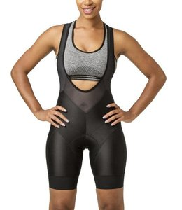 Machines For Freedom Machines For Freedom Endurance Bib Tall Short Women's Blk