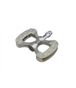 MKS Gamma Silver Pedals