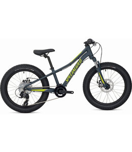 Specialized Specialized Riprock 20 Carbon Grey/ Hyper Green/ Cool Grey