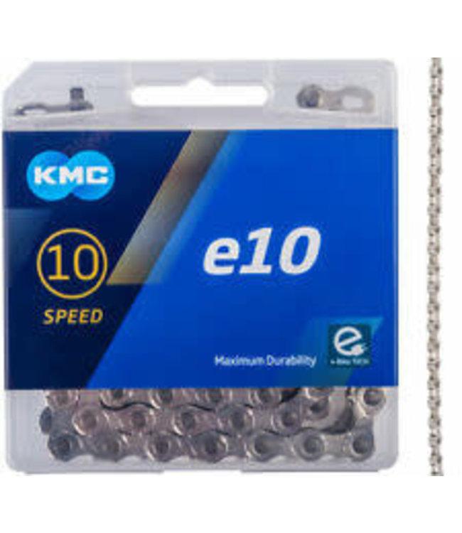 "KMC Chain Ebike X10E 1/2x11/128"" 136 Link"