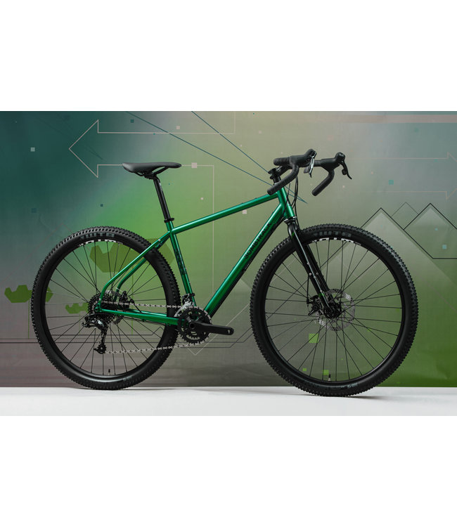 Bombtrack Bombtrack 2020 Beyond 1 650/27.5 Matt Metallic Green X-Small 40cm