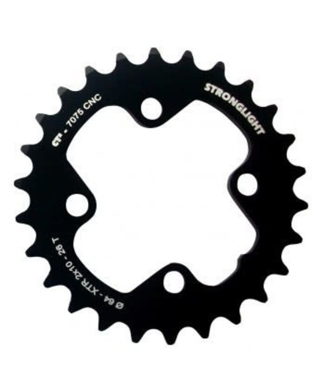 Stronglight Chain Ring 28Tooth to suit Shimano XTR M980