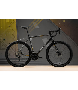Bombtrack Bombtrack 2020 Audax 650B/27.5 Gloss Black/Dark Grey Medium 52cm