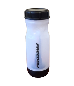 Freedom Fast Freedom Fix Round Tool Bottle Clear with Black Lid