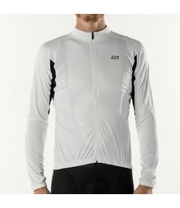 Bellwether Bellwether Summer Sol-Air UPF Jersey White Extra Extra Large XXL