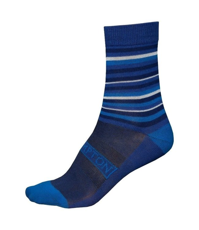 Brompton Brompton Socks Barcelona Coolmax Blue Small/Med