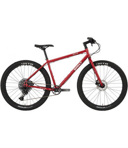 Surly Surly Bridge Club 27.5 Grandma's Lipstick Small