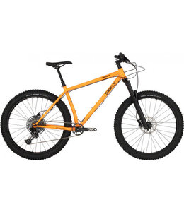 Surly Surly Karate Monkey Suspension 27.5 Toxic Tangerine Small