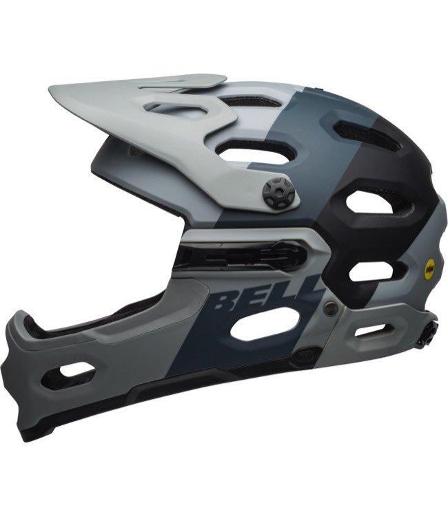 Bell Bell Helmet Super 3R Mips Matte Gun metal Grey Large