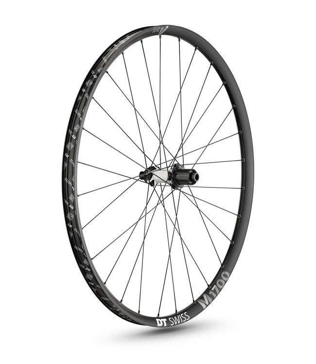 DT Swiss DT Swiss Wheel M1700 Spline 29 12148 30wd CL Rear
