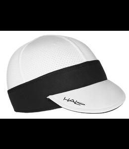 Halo Cycling Cap White