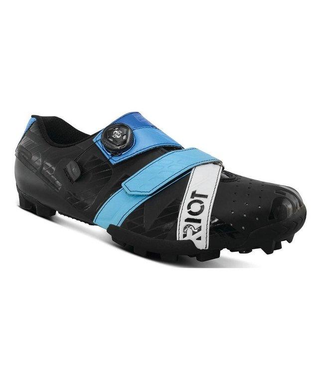 Bont Shoe Riot Mtb 39 Black/Blue