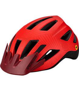 Specialized Copy of Specialized Helmet Shuffle Rocket Red/Crimson Dot Plane Child